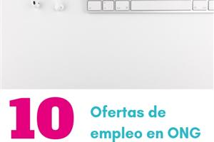 top 10 empleo ong