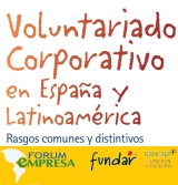 Portada estudio voluntariado corporativo
