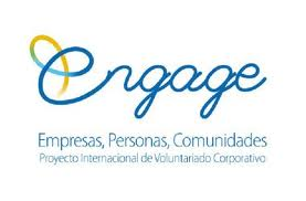 Logotipo de Engage en Madrid y Barcelona