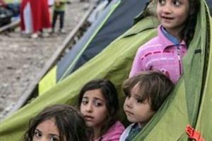 Recogida de ropa para refugiados madrid