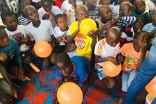 Estancia solidaria en Senegal con niños/as talibés