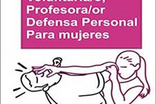 Voluntario/a profesor/a defensa personal.