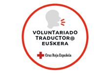 Voluntariado traductor/a euskera