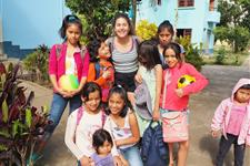 Voluntariado educativo en Cuzco (Perú)