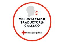 Voluntariado traductor/a gallego